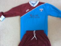 Football kit 4 Sale only £15!