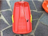 SLEDGES X 2 GREAT FOR WINTER