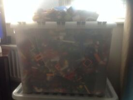15kg box of Lego