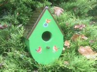 BIRD HOUSE handmade