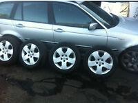 Vauxhall vectra wheels