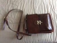 Salisbury leather handbag
