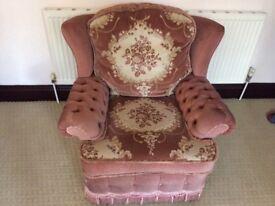 Three piece suite Fred Parkin Excellent condition