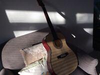 Guitar full size