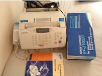 SamsungSF5100 Fax/Phone/Copier in Excellent working order