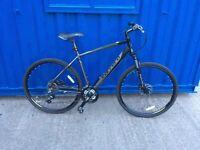 Carrera Crossfire Two Mountain Bike 21 Inch Frame 24 Shimano Gears Shimano 700C Wheels