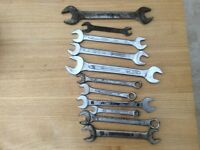 Large collection of combination spanners