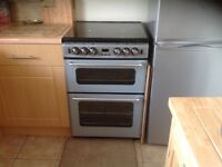 Newworld double oven gas cooker.New