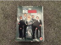 Big bang dvd box set