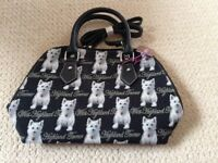 New handbag cute West Highland Terrier design