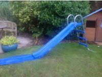 tp slide with straightway extension
