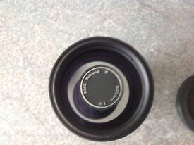 TOKINA RMC MIRROR LENS 500mm 1:8