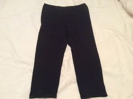 GIrls modern trousers size 1