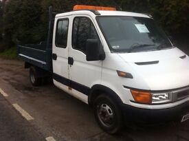 Crew cab tipper Blue tooth handsfree well maintained truck Ready for work