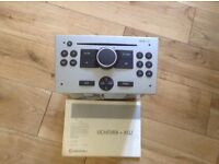 Vauxhall cd radio