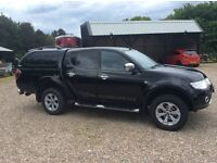 2010 L200 Barbarian, excellent condition inside and out