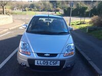Chevrolet Matzi 2009 for sale £1350 three lady owners.