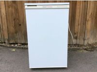 Hotpoint First Edition white fridge - excellent working order