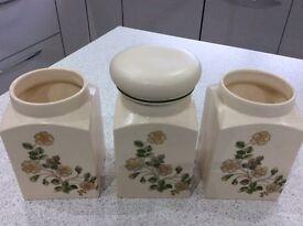 Marks & Spencer Autumn Leaves Storage Jar