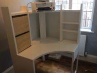 Selling desk unit