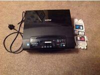 brother printer/scanner/copier-wireless