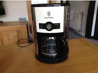 Russell Hobbs 18498 heritage collection filter coffee maker