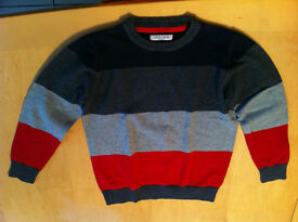 Boys Jumper 7-8 Years (M&S)