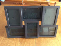 6 PHOTO PICTURE FRAME