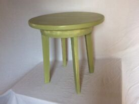 QUALITY CIRCULAR SAGE SOLID WOODEN MULTI PURPOSE TABLE