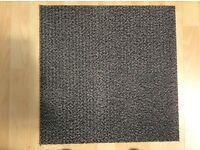 Grey carpet tilesHeavy duty