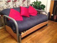 Futon/double sofa bed