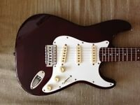 Fender Korean Squier Stratocaster