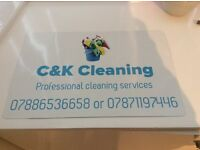 C&K cleaning reliable and friendly reference available