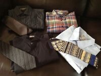 4 x Men's Shirts bundle- good condition