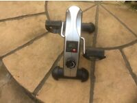 PORTABLE PRO MINI EXERCISE CYCLE TORQUE SETTING GREAT CONDITION