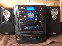 Music centre hi-fi system