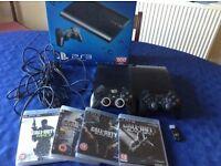 Sony PlayStation 3 PS3 500Gb super slim bundle