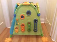 Play tent - hardly used by visiting grandchildren