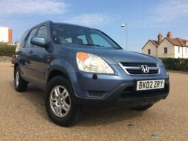Honda Crv Automatic Runs & Drives Well Hpi Clear Px Welcome