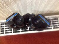 Tasco binoculars including case