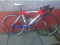 For sale , 52cm sloping Ridley compact road bike