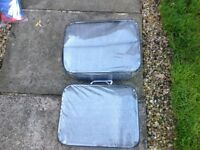 USED 2 TREADLITE BREATHABLE GROUNDSHEET
