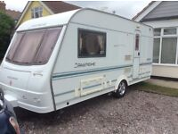 2004. COACHMAN PASTICHE 2 BERTH 4.60/2. WITH MOTOR MOVER AND AWNING