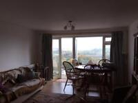 Stunning two bedroom flat in Long Ashton with panoramic views