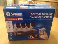 Swann Thermal-Sensing Security System