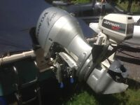 Shetlad 570 fast fisher mint Honda 75 hp on good trailer ready to go ,depth ,radio,compass