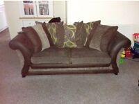 Dfs sofa×2