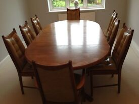 McIntosh Vintage Dining Table & Chairs