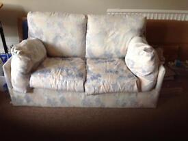 sad settee looking for a home