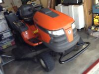Husqvarna Ride-on Lawn Tractor